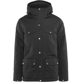 Fjällräven Greenland Winter Jacket Men Black